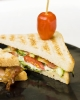 Gegrilltes VERPOORTEN Club-Sandwich Home-Party