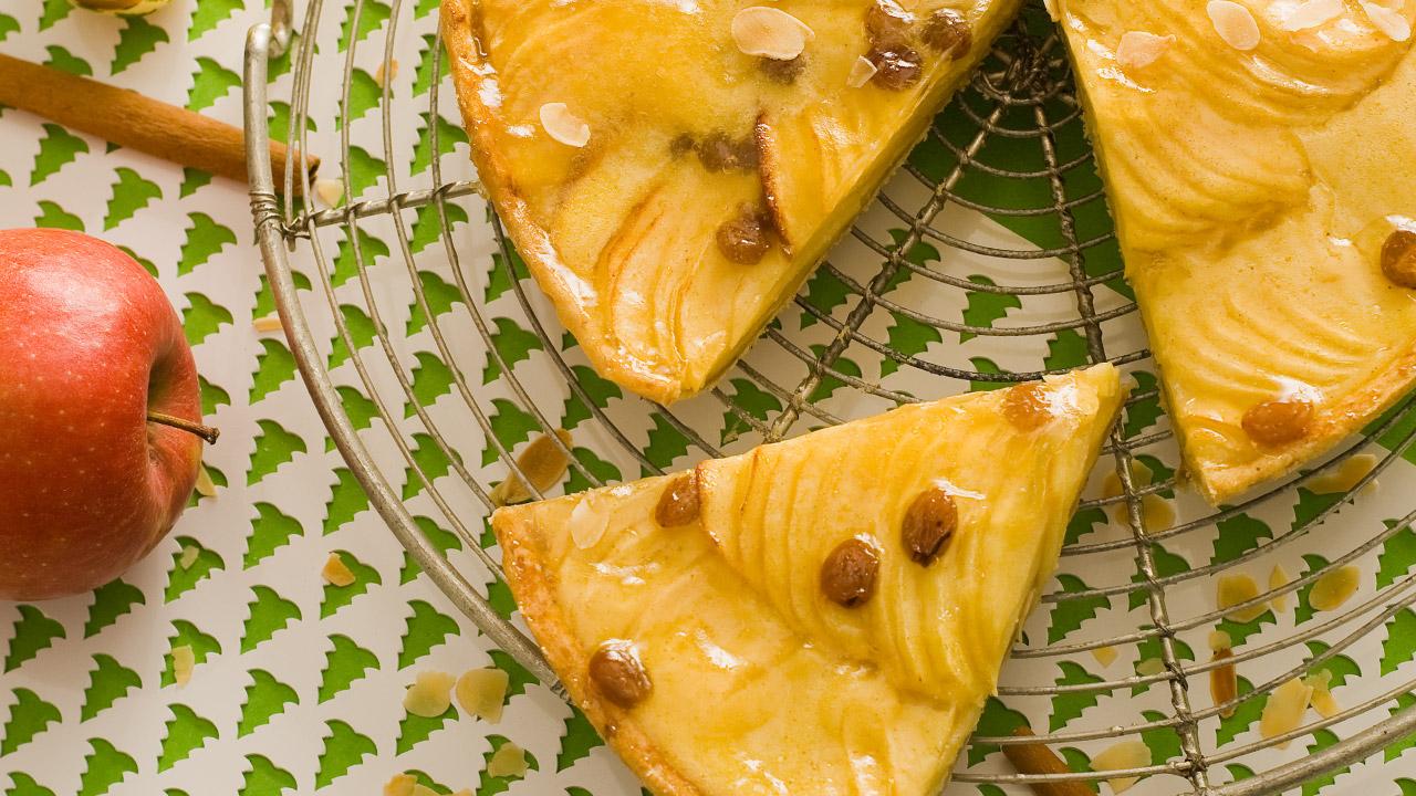 Die Besten Kuchenrezepte Mit Apfeln Und Eierlikor Apfelkuchen Mit