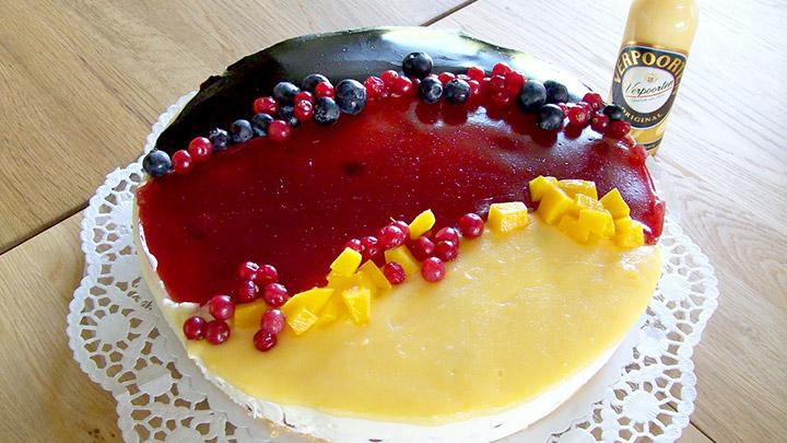 torte schwarz