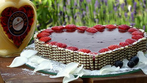 Herziger Sommerkuchen Mit Verpoorten Original Eierlikor