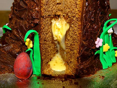 Kuchen Rezepte Ostern Osterbaumstamm Mit Eierlikor