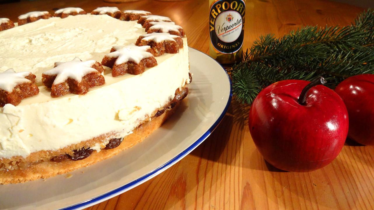 weihnachtliche bratapfel verpoorten torte kuchenrezepte. Black Bedroom Furniture Sets. Home Design Ideas