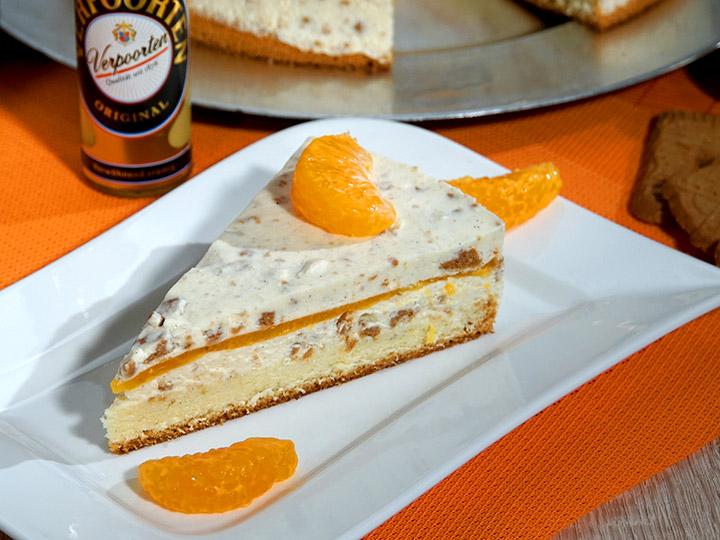 Winterliche Mandarinen Torte Mit Dem Gelben Klassiker