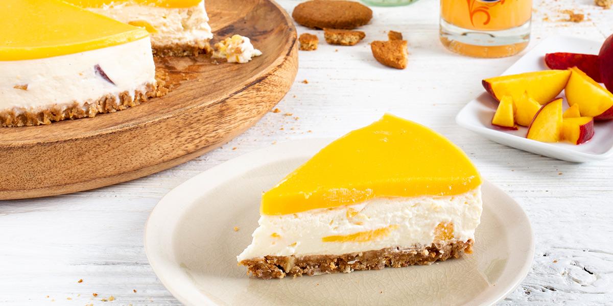 kuchen ohne backen rezept 39 39 verpoorten pfirsich maracuja cheesecake 39 39 kuchenrezepte mit. Black Bedroom Furniture Sets. Home Design Ideas