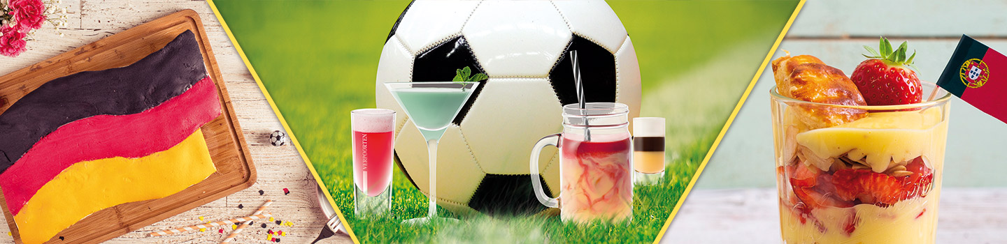Sommer-Party-Special mit WM-Plan