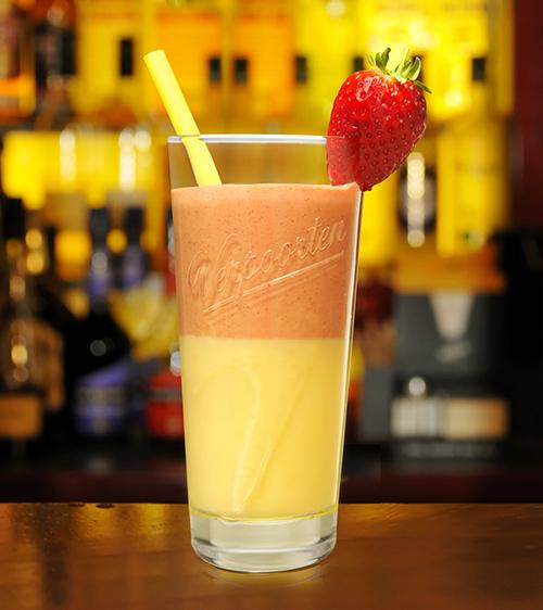 verpoorten erdbeer mango smoothie cocktails und longdrinks mit eierlik r verpoorten. Black Bedroom Furniture Sets. Home Design Ideas