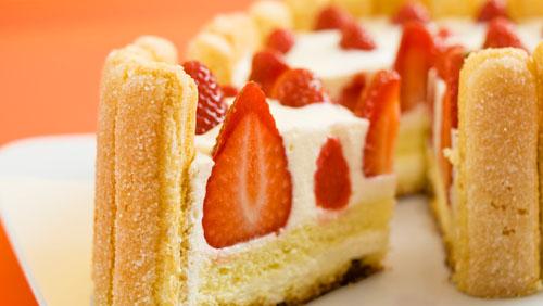 Lactose Free Tiramisu Cake