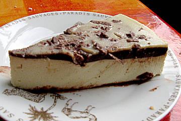 Kuchen schokolade schmand