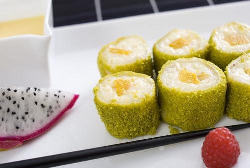 Best advocaat dessert verpoorten pistachio sushi world for Best dessert recipes in the world