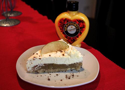 Spekulatius Apfel Torte Mit Verpoorten Original Eierlikor