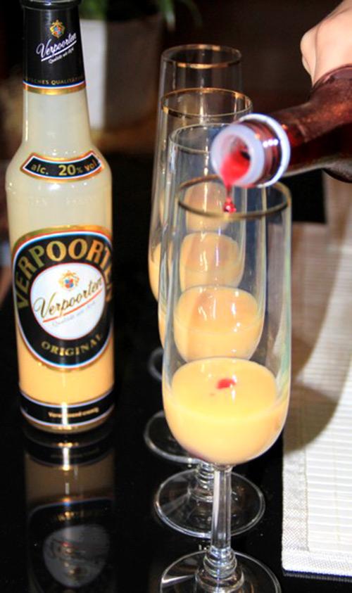 cocktails mit sekt