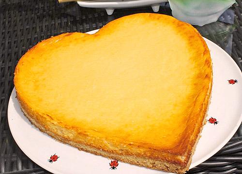 Kuchen rezepte in herzform