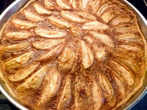 Schnell Gemachtes Kuchen Rezept Eierlikor Im Apfelgluck