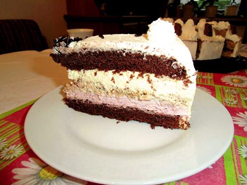 zucker kirsch torte