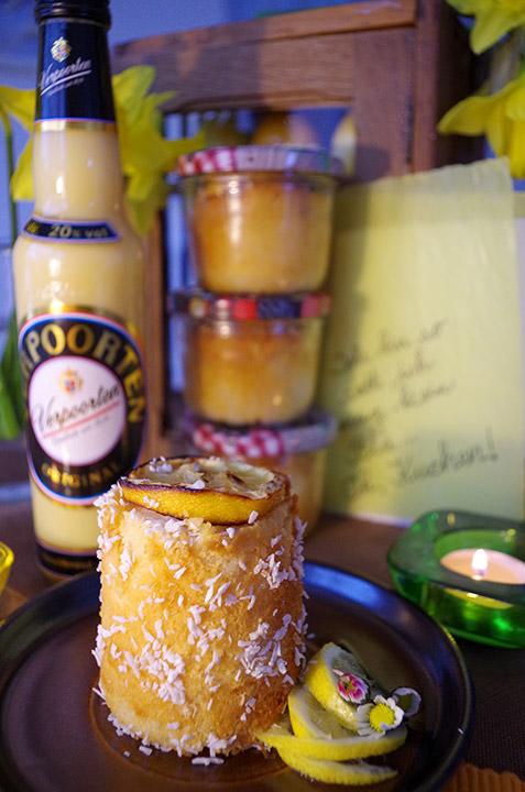 Eierlikor Kuchen Im Glas Fruhling Gib Endlich Gas Kuchenrezepte