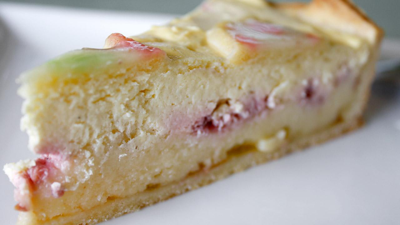 Quark Griess Fruhlingskuchen Mit Eierlikor Kuchenrezepte Mit