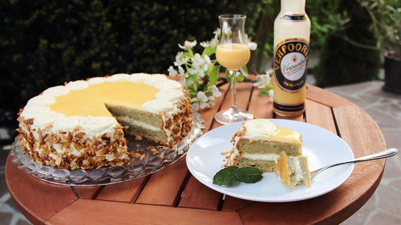 Saftige Eierlikor Avocado Torte Kuchenrezepte Mit Eierlikor