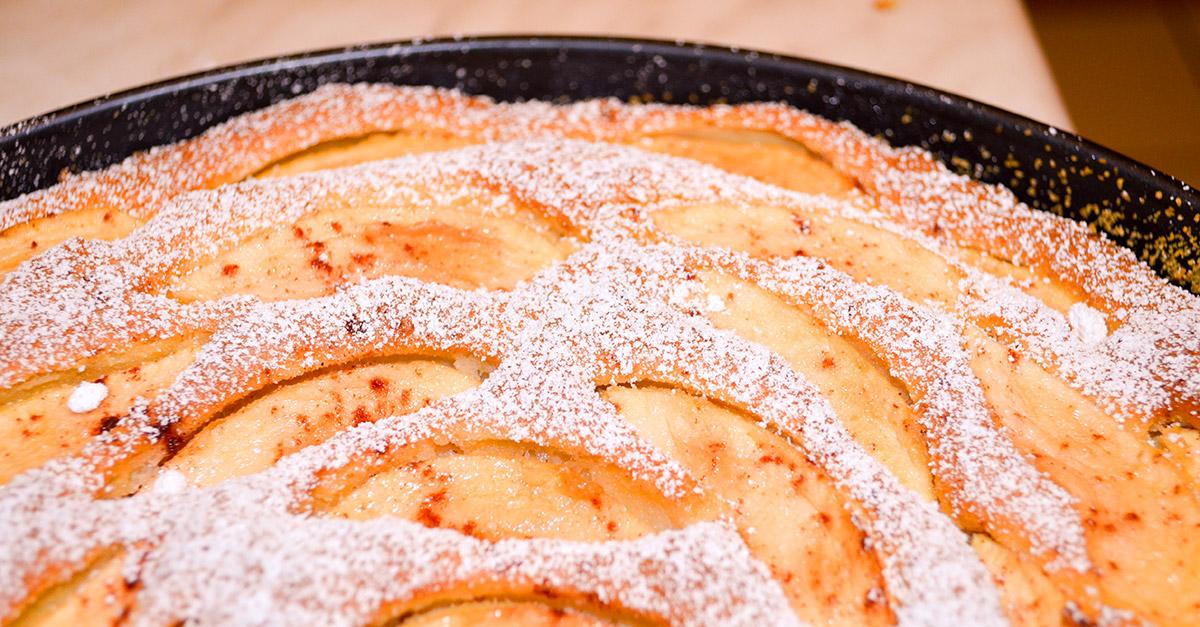 Apfel Eierlikor Kuchen Mit Marzipan Kuchenrezepte Mit Eierlikor